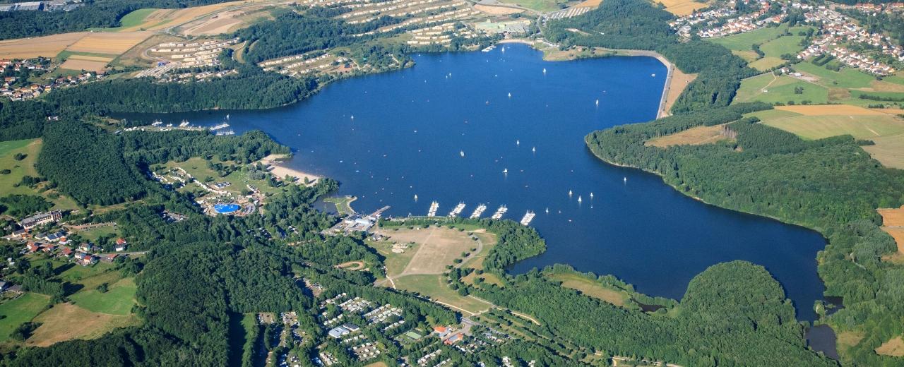Bostalsee, Foto: Landkreis St. Wendel